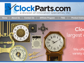 ClockParts.com Coupons
