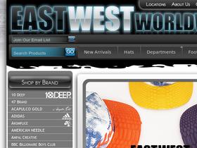 EastWest Worldwide Coupons