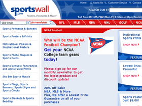 SportsWall Coupons