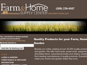 Farm & Home Supply Center Coupons