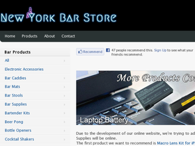 New York Bar Store Coupons