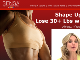 Sensa Weight-Loss System Coupons