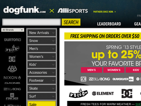 Alli Sports Coupons