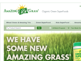 Amazing Grass Coupons