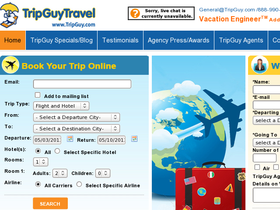 TripGuy Travel Coupons