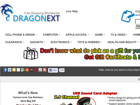 Dragonext Coupons