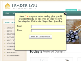 Trader Lou Coupons