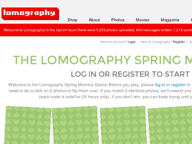 Lomography Coupons