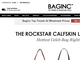 Bag Inc Coupons