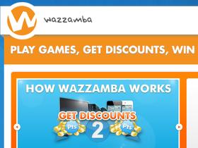 Wazzamba Travel Coupons