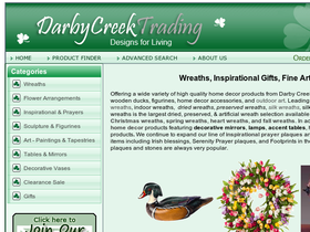Darby Creek Trading Coupons