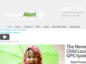 Amber Alert GPS Coupons