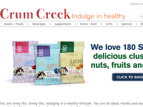 Crum Creek Coupons