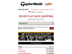 Taylormade Pre-Owned Coupons