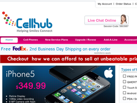 Cell Hub Coupons