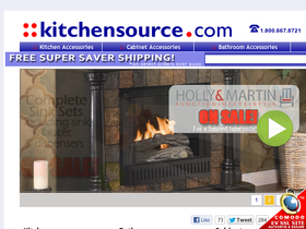 KitchenSource Coupons