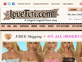 LoveFifi Coupons