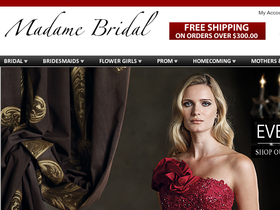 Madame Bridal Coupons