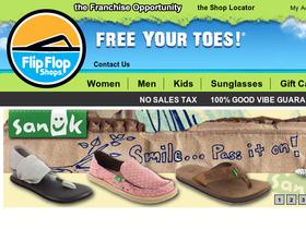Flip Flop Shops Coupons