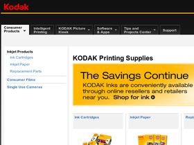 Kodak Store Coupons