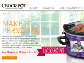 Crock-Pot Coupons