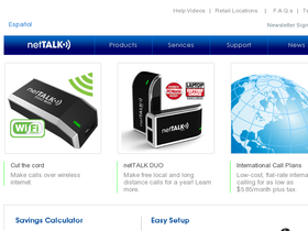netTALK Coupons