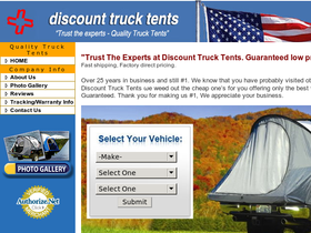 Discount Truck Tents Coupons