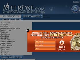 Melrose.com Coupons