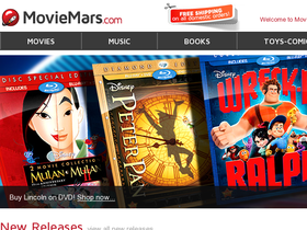 MovieMars Coupons