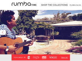 RumbaTime Coupons