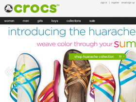 Crocs Canada Coupons