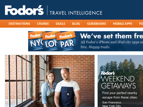 Fodor's Coupons