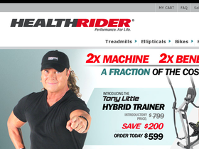 HealthRider Coupons