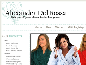 Del Rossa Coupons