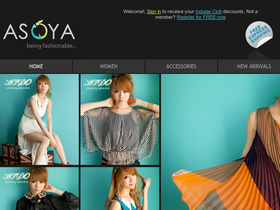 Asoya Coupons