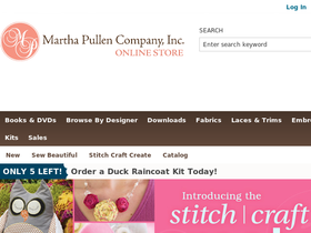 Martha Pullen Coupons