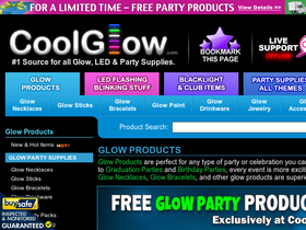 Cool Glow Coupons