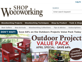 Shop WoodWorking Coupons