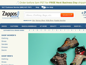 Zappos Coupons