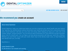 DentalOptimizer - Candy That Fights Cavities Coupons
