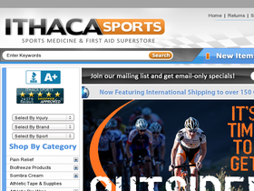 Ithaca Sports Coupons