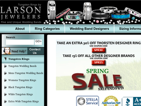 Larson Jewelers Coupons