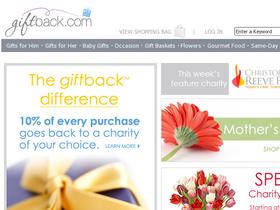 GiftBack Coupons