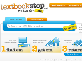 Textbook Stop Coupons