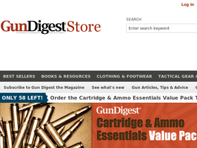Gun Digest Store Coupons