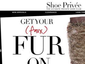Shoe Privee Coupons