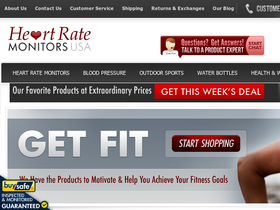 Heart Rate Monitors USA Coupons