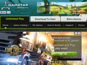 GameTap Coupons