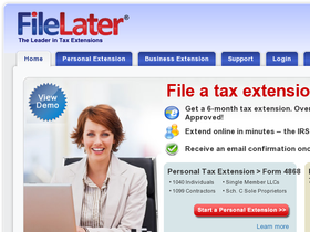 FileLater.com Coupons