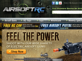 AirSoft RC Coupons